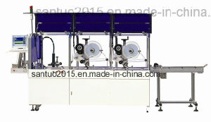 Santuo Scratch Card Hotstamping Equipment pictures & photos