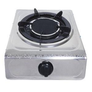 Single Burner 135# Infrared Burner Enemal Trivet Gas Cooker pictures & photos