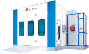 Bottom Price Car Spray Booth with Ce Certification pictures & photos
