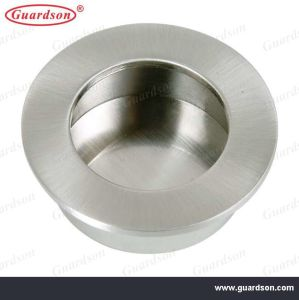 Finger Pull Sliding Door Pull Zinc Alloy (804049) pictures & photos
