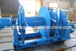 Electro-Hydraulic Single Side Windlass / Wire Rope Hoist pictures & photos
