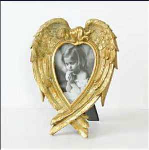 Resin Craft Gift Photo Frame Home Decoration (JN07) pictures & photos