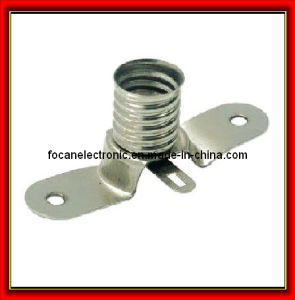 E10 Bulb Holder, Bulb Socket pictures & photos