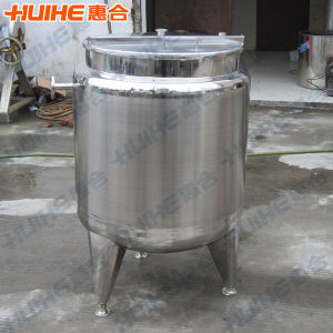 Stainless Steel Sterile Storage Tank for Sale pictures & photos