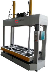 Woodworking Hydraulic Press Machine pictures & photos