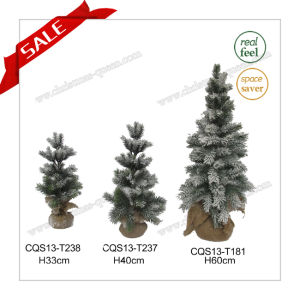 New Design Christmas Decoration Artificial Ficus Mini Tree pictures & photos