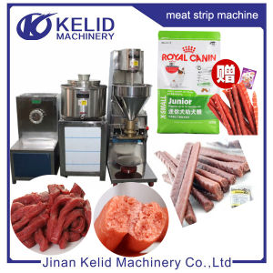 Fully Automatic Industrial Meat Strip Machine pictures & photos