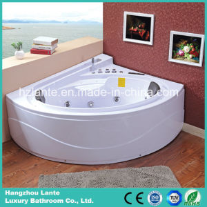 New Design Corner Hydromassage Bathtub (TLP-682) pictures & photos
