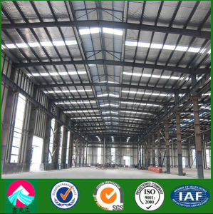 Customizable Portal Frame Steel Structure Building/Warehouse pictures & photos