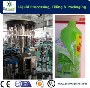 Bottle Labeling Machine for Different Usage Bottles pictures & photos