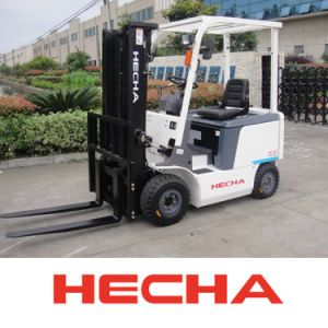1-3.5 Ton Electric Forklift with Battery and Charger pictures & photos