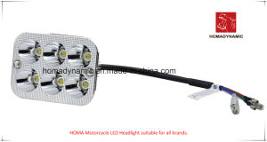 Motorcycle Light of LED Headlight A06-F1 for Honda pictures & photos