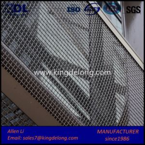 Balustrades/Guardrail Stainless Steel Security Wire Mesh pictures & photos