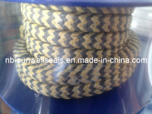 Graphite PTFE and Aramid Fiber Packing (SUNWELL P308) pictures & photos