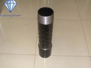 Stainless Steel Perforated Screen Pipe/Water Well Drilling Screen pictures & photos