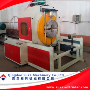 PE Large Diameter Pipe Production Extrusion Machine Line pictures & photos