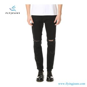 Popular Best Sell Black Stretch Denim Men′s Jeans (E. P. 4411) pictures & photos