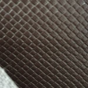 PVC Leather of Compiling Lines Luggage Bags pictures & photos
