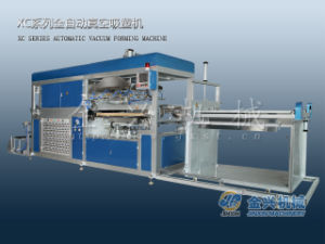 Plastic Vacuum Forming Machine (XC700-1200) pictures & photos