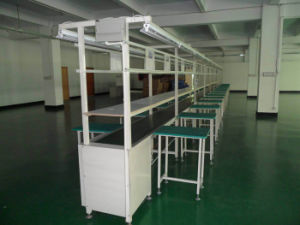 Traditional Belt Conveyor Line for Industry