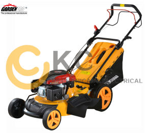 "20"" (51CM) Professional Petrol Gasoline Self-Propelled Garden Lawn Mower (KCL20SP) pictures & photos"