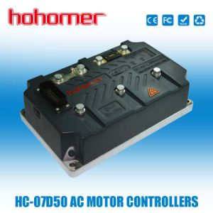 China 35kw 60v Ac Motor Speed Control Controller For