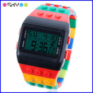 Jc/DC Pop Hours Digital LED Watch
