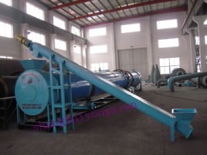 High Humidity Material Dryer (GZS)