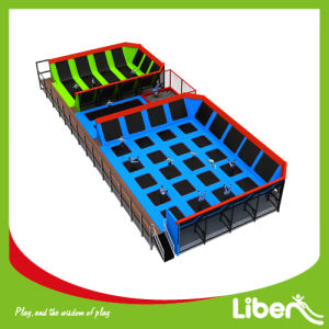 China Professional Manufacturer Outdoor Bungee Trampoline for Trampoline Park pictures & photos