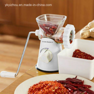 Kitchen Basics 3-in-1 Meat Grinder and Vegetable Grinder / Mincer pictures & photos