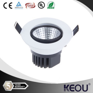 Dimmable 2.5inch 7W LED COB Downlight pictures & photos