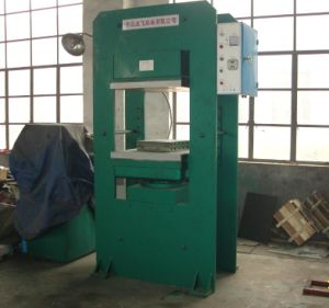Frame-Rubber Vulcanizing Machine/Rubber Car Mat Heat Press Machine pictures & photos