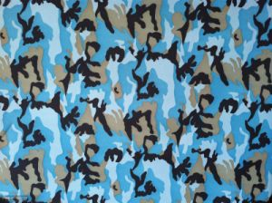 Navy Camoulage Printing 600d*300d Fabric pictures & photos