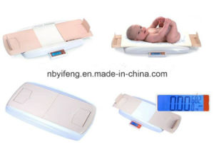 Electronic Baby Height Weight Scale Mat pictures & photos