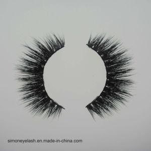 Black Cross False Eyelash Soft Long Makeup Cosmetic Eye Lashes pictures & photos
