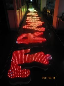 Waterproof RGB LED Modules and RGB LED Pixel for Sign Letters pictures & photos