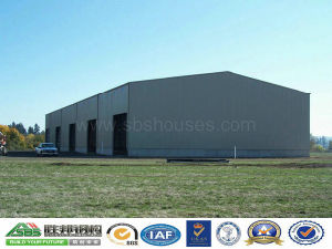 Professional Design Long Span Steel Structure Factory pictures & photos
