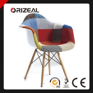Replica Home Furniture Modern Designer Eames Daw PP Plastic Leisure Chair in Fabric (OZ-1153O) pictures & photos
