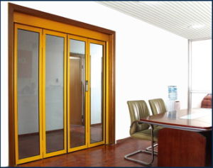 Deper Folding Auto-Door pictures & photos