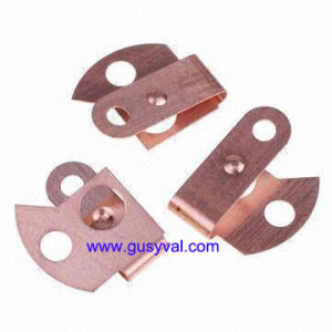 Stamping-Connector Parts/Custom Electrical/Auto Sheet Metal Stamping Parts/Brass Parts/Sheet Metal