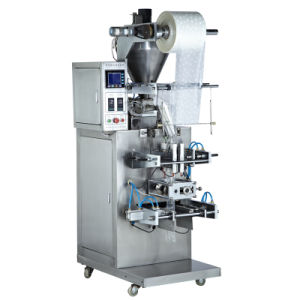 Automatic Paste Vertical Form Fill Seal Packing Machine (AH-BLT100) pictures & photos