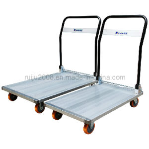Folded Aluminum Trolley for Daily Use (YZTC) pictures & photos