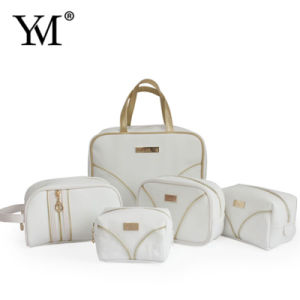 China Manufacturer New Product Fashion Cosmetic Bag Set pictures & photos