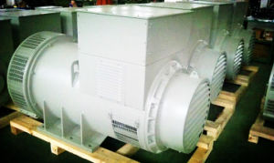 Generator Faraday Low Iron-Loss Silicon Steel Customized Brushless Dynamo Alternator 220V pictures & photos