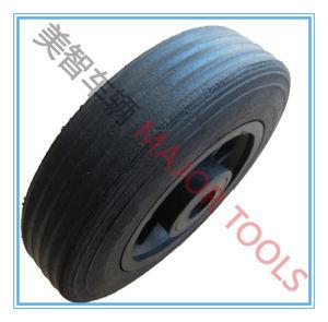 Solid Powder Rubber Wheelbarrow Wheel 6X1.5 pictures & photos