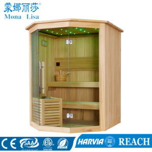 1600*1600*2000mm Modern Style 2-3 People Dry Sauna Cabinet (M-6040) pictures & photos