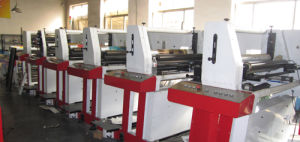 Label, Film, Paper Printing Flexo Press Yc650ry
