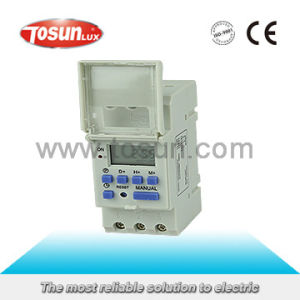 Modular DIN Rail Timing Relay with CE pictures & photos