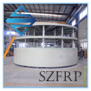 Hand Layup Custom Fiberglass Cover for Machine pictures & photos