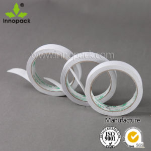 Tissue Double Sided Tape Hot Melt Adhesive pictures & photos